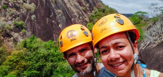 Ferros | Escaladas, cachoeiras e gente boa | Rio Caminhadas.com.br
