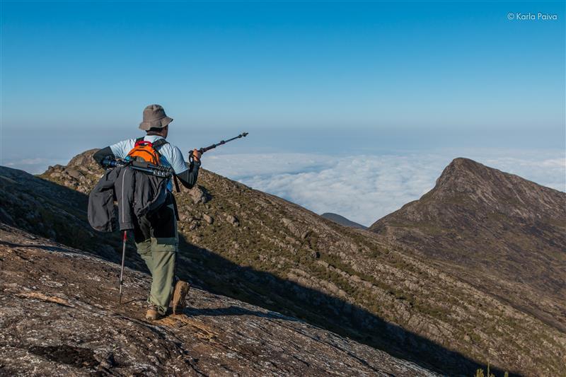 Caparaó, chegando ao Pico da Bandeira | Rio Caminhadas.com.br